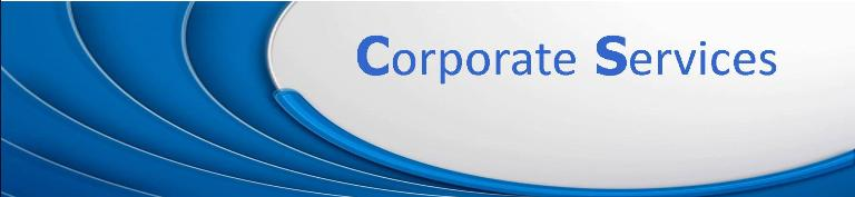 Corporate Services new